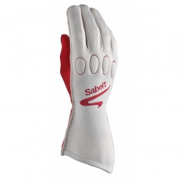 Sabelt Pilot Gloves Nomex FG-500 - Red