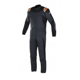 Alpinestars GP Race Suit - anthracite / black / orange fluo