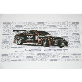 425 Motorsports Drift Car Men's Tank Top