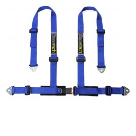Racetech Harness Clubman Level 2 Inch shoulder and 2 Inch laps DE/CLUB STYLE