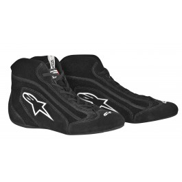 2014 Alpinestars SP Shoe - Black / White
