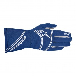 Alpinestars 2016 TECH 1-START GLOVES SFI - Blue