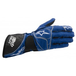 Alpinestars Tech 1-ZX Gloves - Blue