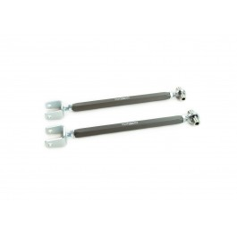 Voodoo 13 Toe Rod (Rear) for 2003-2006 Infiniti G35 RWD / 2003-2008 Nissan 350Z *requires true rear coil overs  - Hard Clear