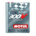 Motul 300V 5W40 POWER - 2L (2.1 qt.)