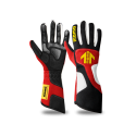 MOMO XTREME PRO RACE GLOVES - RED, GREY OR BLUE