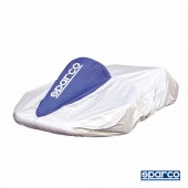 Sparco KART COVER Blue