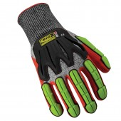 Ringers R-5 IMPACT NITRILE DIP - CE CUT 5 GLOVE Outside