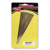 Longacre 8 Inch Stainless Header Wrap Ties (12)