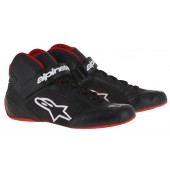 Alpinestars TECH 1-K SHOES - black / white / red
