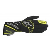 Alpinestars Tech 1-Z Gloves - black / anthracite / yellow fluo