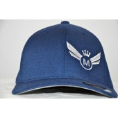 425 Motorsports Logo Hat- Off Centered Logo- Navy Blue
