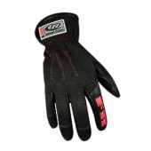 Ringers FR1 - SHORT CUFF GLOVE BLACK Outside