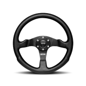 MOMO COMPETITION STEERING WHEEL - AIR LEATHER - 350MM