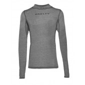 Oakley Base Layer Long Sleeved Top / Shirt - Grey