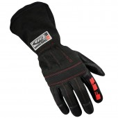 Ringers FR10 - LONG CUFF GLOVE BLACK Outside