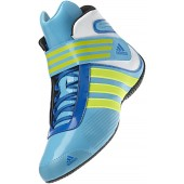 Adidas Kart XLT Shoes - Cyan/Electricity