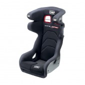 OMP HTE ONE - FIA 8862 SEAT: Carbon | Black - Custom Order with container