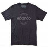 Sparco T-SHIRT HANDCRAFTED Charcoal/Bronze