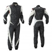 OMP ONE EVO SUIT Black / White