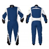 OMP ONE EVO USA SUIT MY 2013 Blue