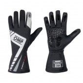 OMP FIRST EVO GLOVES Black