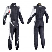 OMP KS-2 SUIT Black / White