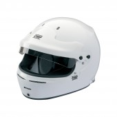 OMP SPEED 10 HELMET WHITE  Snell 2010