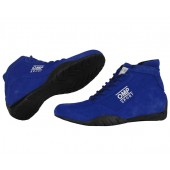 OMP SPORT OS 50 SHOES - SFI 3.3 Blue
