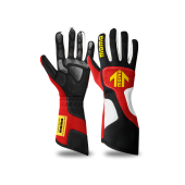 MOMO XTREME PRO RACE GLOVES - RED