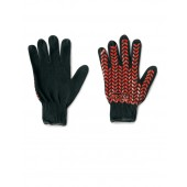 Sparco GLOVES PIT COTTON Black