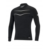 ALPINESTARS RACE TOP - black / white