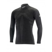 ALPINESTARS ZX TOP EVO LONG SLEEVE - BLACK / GRAY