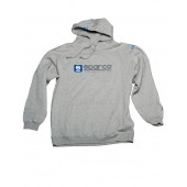 Sparco SWTSHRT HOODED WWW Grey