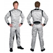 Oakley Factory Pilot 2 Suit- 3 Layers SFI/FIA - Silver