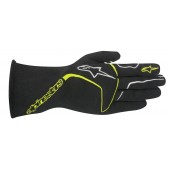 Alpinestars 2016 TECH 1 RACE GLOVES - black / yellow fluo