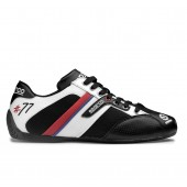 Sparco SHOE TIME 77 Black/White