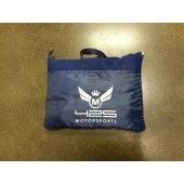 25 Motorsports Fleece Travel Blanket - Navy Blue