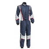 Sparco X-Light X-8 Suit - Navy/Gray