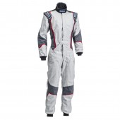 Sparco X-Light X-8 Suit - Gray/Gray