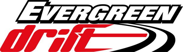 Evergreen Drift Logo