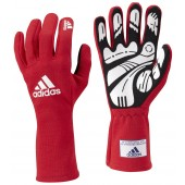 Adidas Daytona Gloves - Red