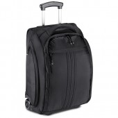 adidas Duel 21 wheel bag black