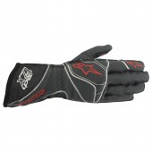 Alpinestars 2015 TECH 1-ZX GLOVES - anthracite / black / red