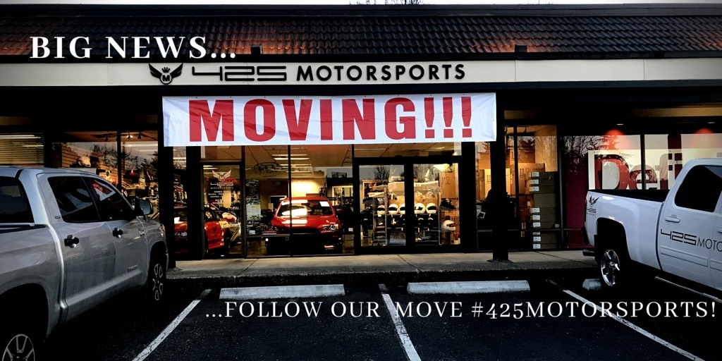 WE'RE MOVING TO A NEW BIGGER AND BETTER LOCATION THIS MONTH! Click for map.